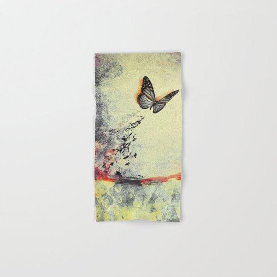 Waterfly III Hand & Bath Towel