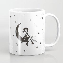 The Girl Who Kills The Moon Coffee Mug
