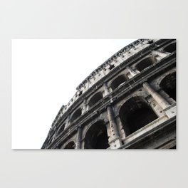 Rome in the Sky Canvas Print