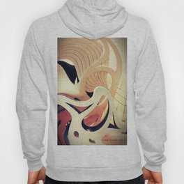 The Blonde in the Park Hoody