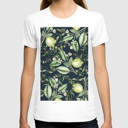 Lemons Dark T-shirt