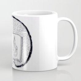 It Was a Pleasure to Burn  Coffee Mug