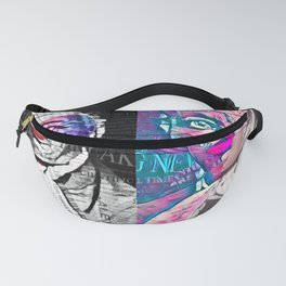 Harriet Tubman in disguise Fanny Pack