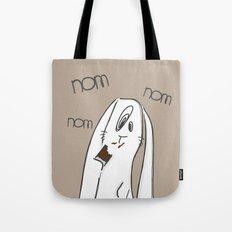 Nom, nom, nom #2 Tote Bag