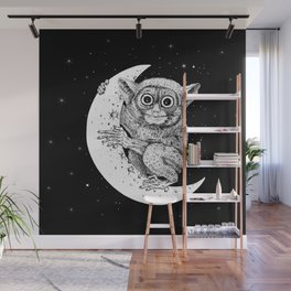The Nocturnal Wall Mural