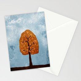 Autumn Grunge Stationery Cards