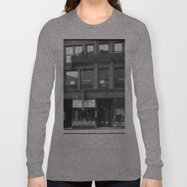 #167-#175 Summer Street Long Sleeve T-shirt