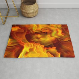 hot space Rug