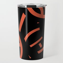 TØP Stickers - Original Logo Red Travel Mug