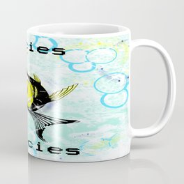 Pisces Astrology Sign Coffee Mug
