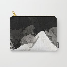 Stormy Mountain Pass Carry-All Pouch