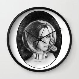 Cosmonauta Wall Clock