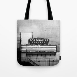 NOW PLAYING Tote Bag