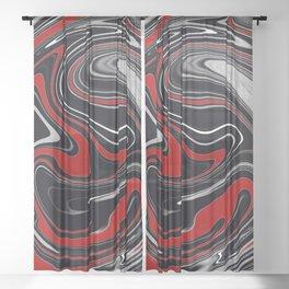 Detroit Agate Sheer Curtain