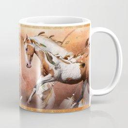Flying Feathers Coffee Mug