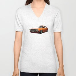 Toyota Corolla TE27 Unisex V-Neck