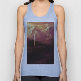 The guardians are long gone Unisex Tank Top