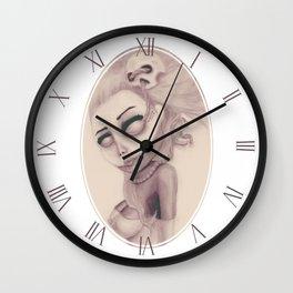 dearpain +Deceptive Seeing+ Wall Clock