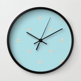 Little Daisy Wall Clock
