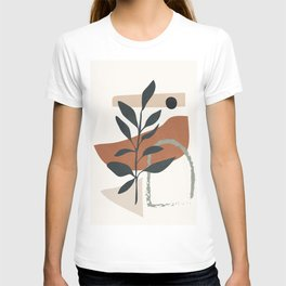 Abstract Shapes 35 T-shirt