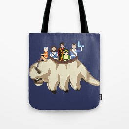 The Gaang Tote Bag