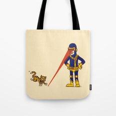 Evil Cyclops Tote Bag