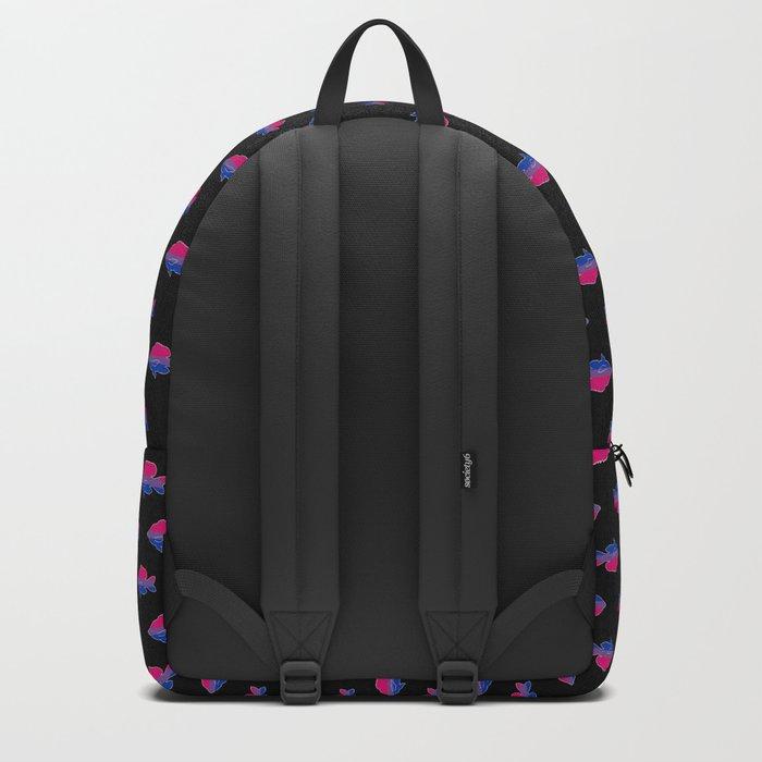 Bi Pride Sunfish Backpack