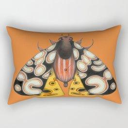 moth (ORIGINAL SOLD). Rectangular Pillow