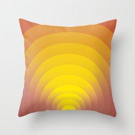 Sundowns 02 Throw Pillow