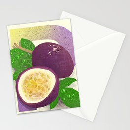 Passionfruit (Lilikoi) Stationery Cards