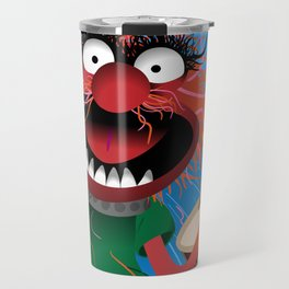 Animal Muppets' Drummer Travel Mug