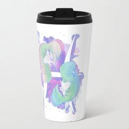 Pkmn Zodiac - Pisces Travel Mug