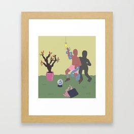 Dark Arts Framed Art Print