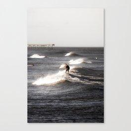 WaveRider Canvas Print
