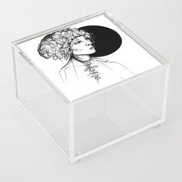 Dark Matter Acrylic Box