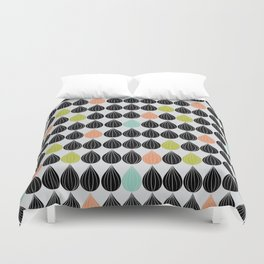 Figs on Figs- Multi Duvet Cover