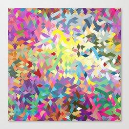 Triangulate This Canvas Print