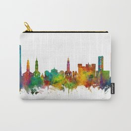 Erlangen Germany Skyline Carry-All Pouch