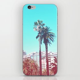 Summer in Buenos Aires iPhone Skin