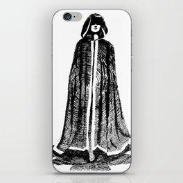 Gothic Echo iPhone Skin