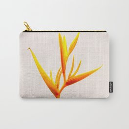 Heliconia psittacorum flower Carry-All Pouch