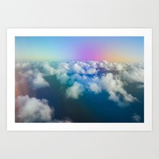Cloud Dream Art Print
