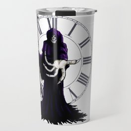 The Grim Reaper Travel Mug