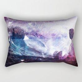 Thoughts Rectangular Pillow