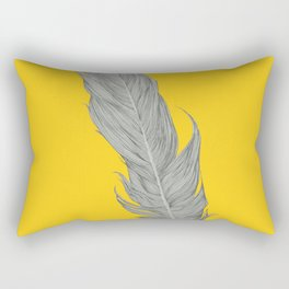 What if I fall? Oh! But what if you fly? Rectangular Pillow