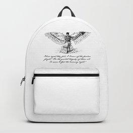 Oscar Wilde - Icarus Backpack