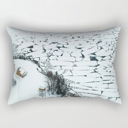 Puzzle Pieces Rectangular Pillow