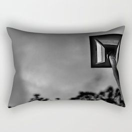Looking Up Rectangular Pillow