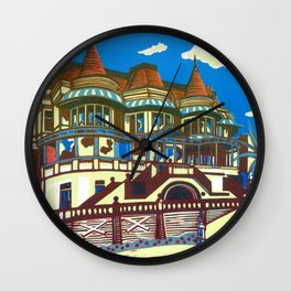 East Cliff Hall (Russell-Cotes Art Gallery & Museum) Wall Clock