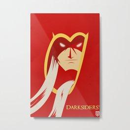 Darksiders I Metal Print